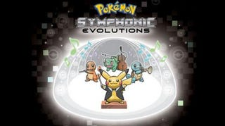 Illustration for article titled Pokemon: Symphonic Evolutions coming August 15