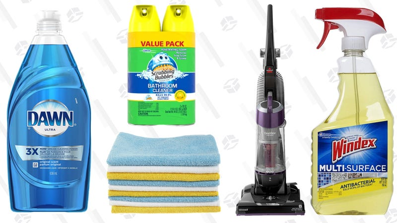 each week shell round up five essential cleaning products tools and organizational systems - Bathroom Cleaning Supplies