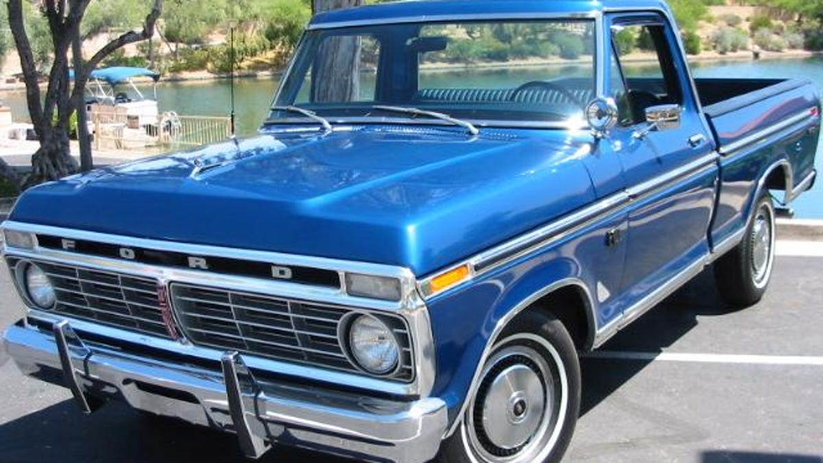 An Exhaustive List Of Pickup Truck Body Style References 1980 Ford Courier Interior