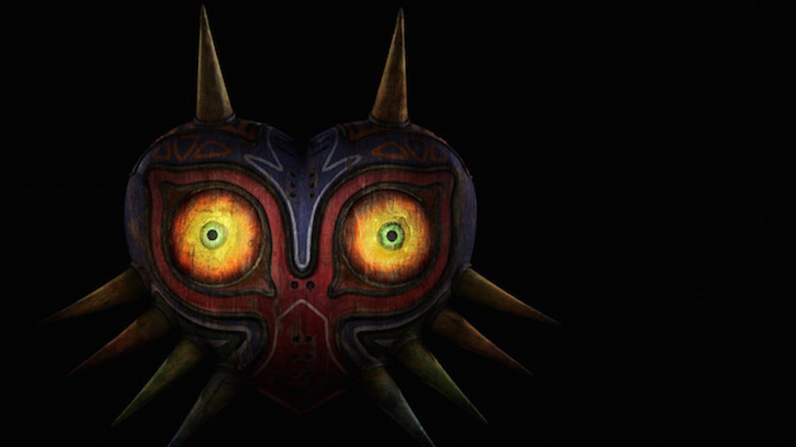 ¿Es esta la leyenda africana en la que se basa Majora's Mask?