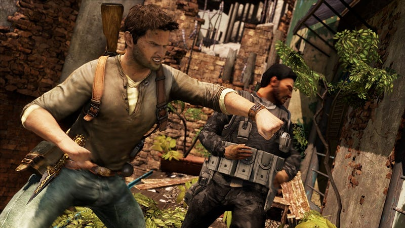Illustration for article titled Hey, Mom, Your Seven-Year-Old Knows Uncharted 2 Isn't Real