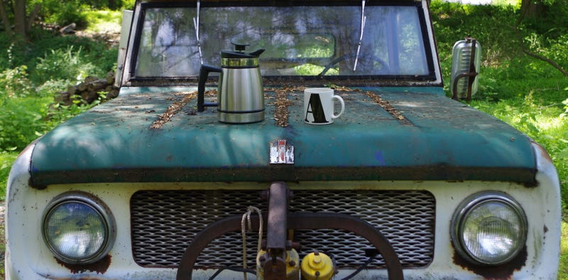 Illustration for article titled Even More Ways To Make Coffee On Your Next Off-Road Adventure