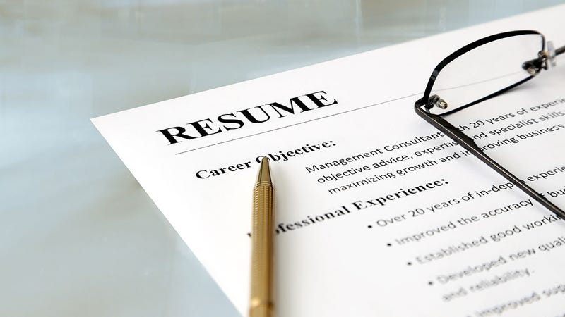 Revise resume