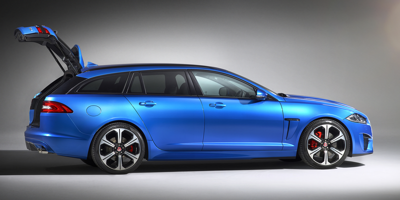 Illustration for article titled Sexy Jaguar Wagons Will Live To See Another Day, Designer Maybe Kinda Says