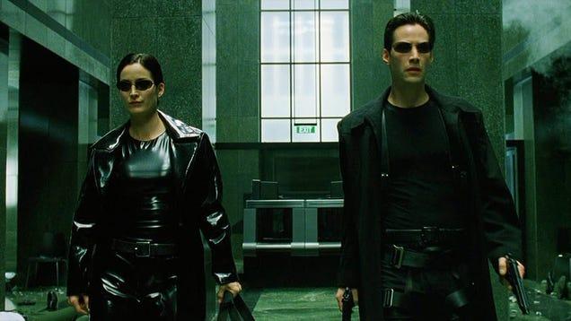'The Matrix' Turns 20
