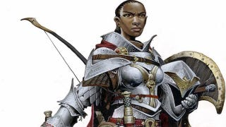 Illustration for article titled More racial diversity in Dungeons & Dragons, please