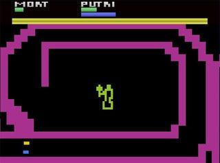 Illustration for article titled World of Warcraft Gets Its Atari 2600 Port