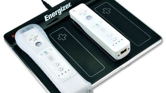 Wii Energizer 4x Charging Station Review Induction Into