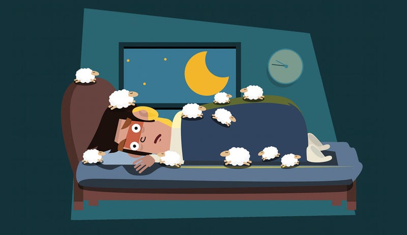 Poll: How often do you stay up all night?
