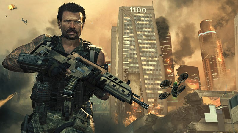 Illustration for article titled The Forgotten Narrative Innovation of Call of Duty: Black Ops 2