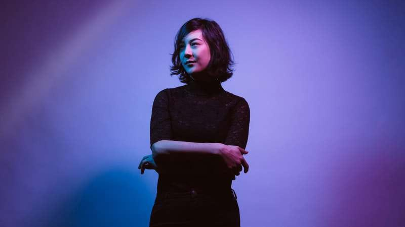 Michelle Zauner of Japanese Breakfast (Photo: Ebru Yildiz)