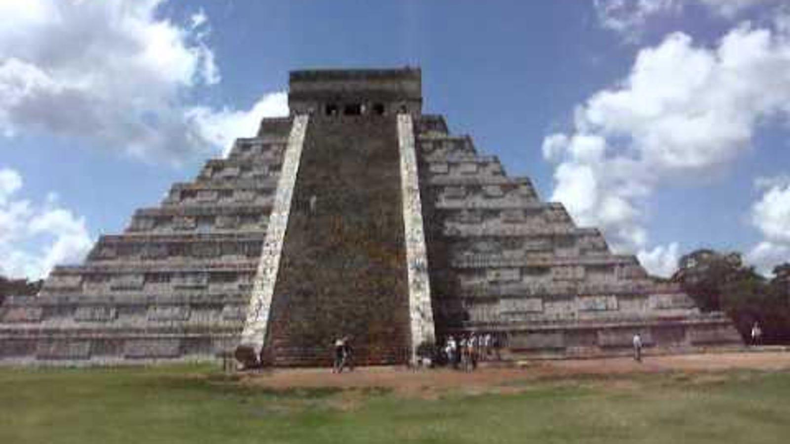 Here's How This Ancient Mayan Pyramid Makes Bird Calls
