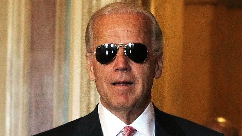 Illustration for article titled Biden Investigated For Questionable Workers' Comp Claim