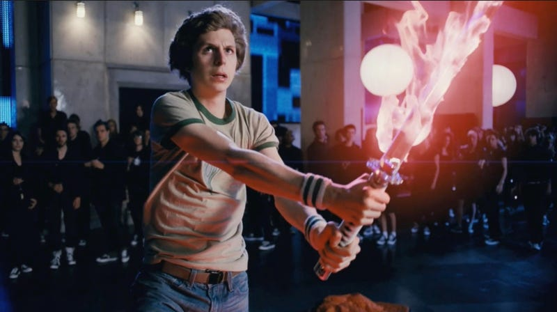 Scott Pilgrim is coming to Netflix.