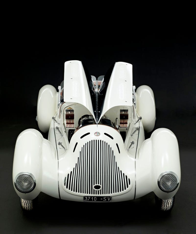 1931 Alfa-Romeo 6C 1750 Gran Sport Aprile Spider Corsa