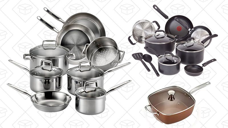 T-fal Cookware | Amazon