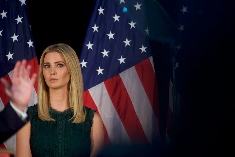 Ivanka Trump admits her plan for family benefits excludes male gay parents