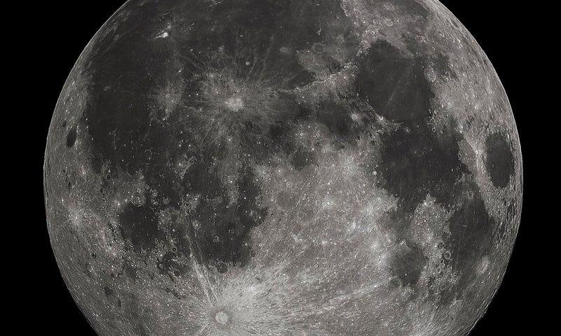Illustration for article titled Por qué la Luna se ve invertida desde el hemisferio sur de la Tierra