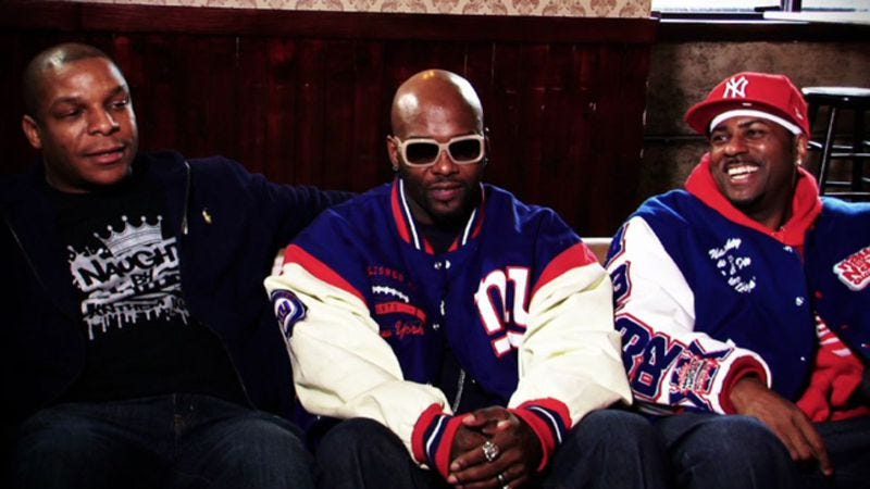 Illustration for article titled Naughty By Nature announces new EP, tour dates, and documentary