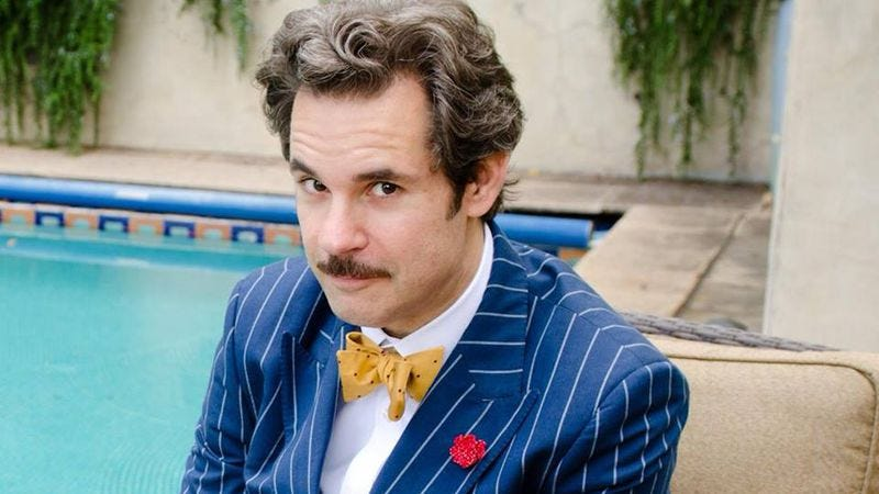 Illustration for article titled Paul F. Tompkins picks his best episodes from a prolific podcasting career