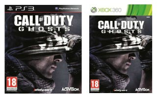 Illustration for article titled Call of Duty: Ghosts Will Be Out This November