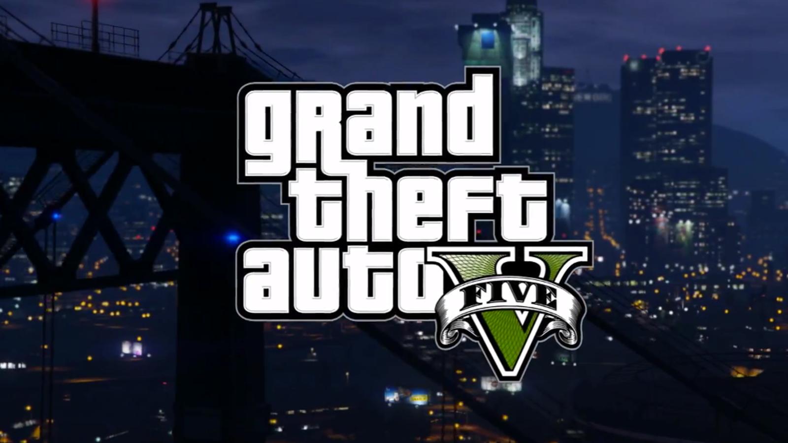 Ya puedes ver el tráiler oficial de GTA V para PS4 y Xbox One