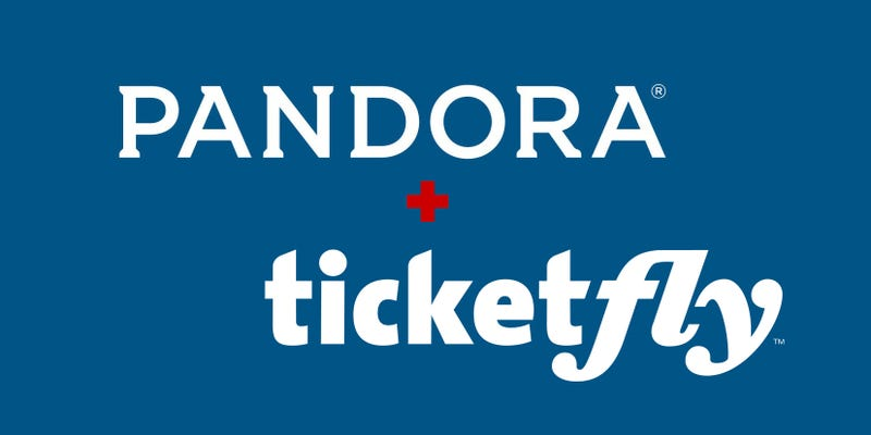 Illustration for article titled Pandora Just Bought Ticketfly For Nearly Half a Billion Dollars