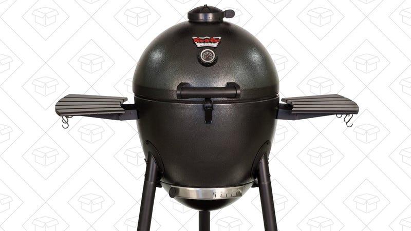 Char-Griller Akorn Kamado Kooker, $258