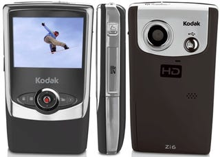 Illustration for article titled Kodak Zi6 Might Be Best Pocket Camcorder Yet