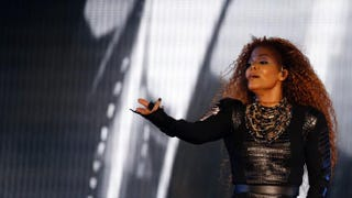 Janet Jackson performs March 26, 2016, in Dubai.KARIM SAHIB/AFP/Getty Images