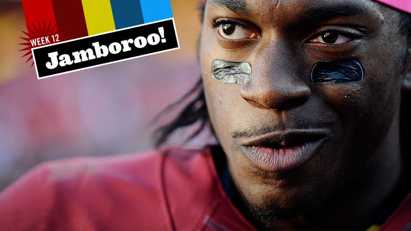 Illustration for article titled Is RGIII A Douchebag?