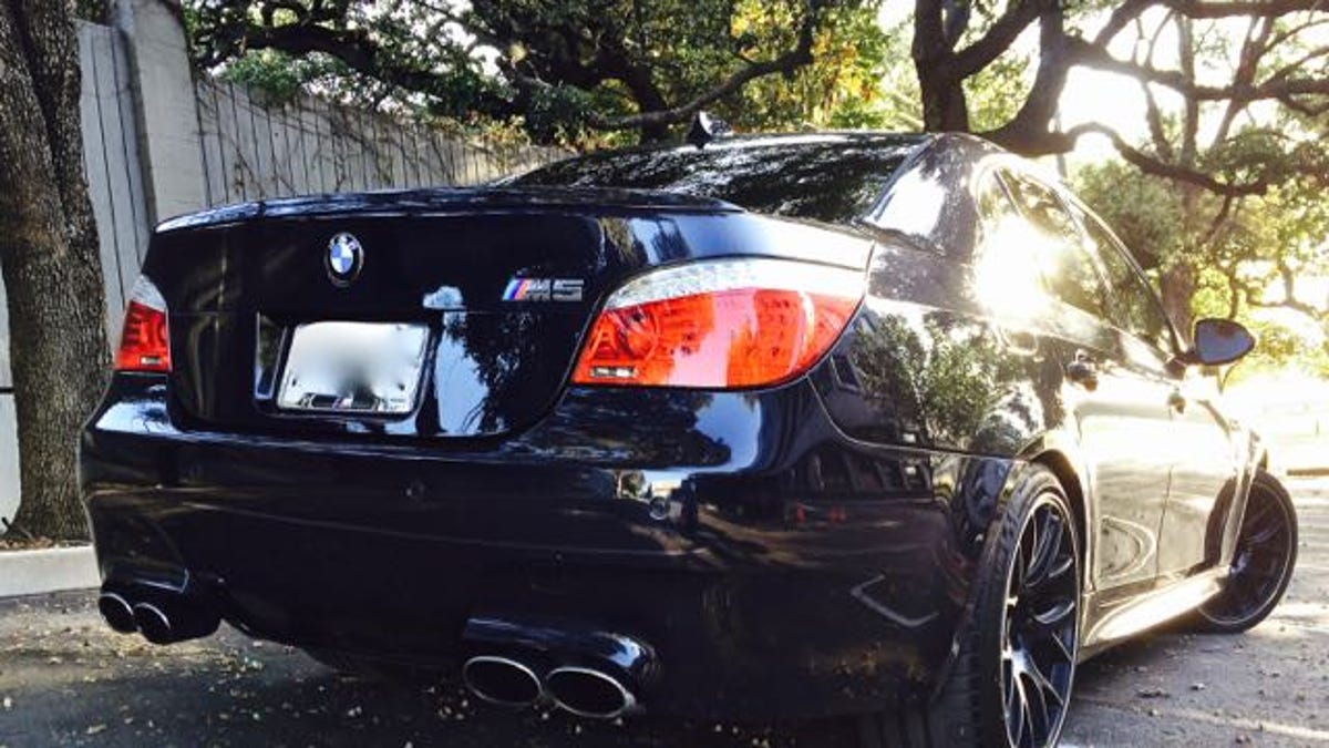 What It's Really Like To Own And Operate A V10 BMW M5 Every Day