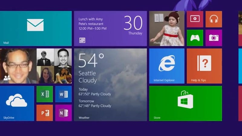 Illustration for article titled Go Download Windows 8.1 Right Now