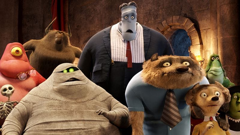 Illustration for article titled Sony confirms Hotel Transylvania 2 will commence the rituals of Samhain in 2015