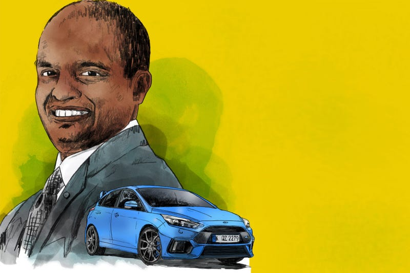 Illustration for article titled So about Ford ...