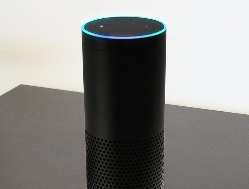 Illustration for article titled 'Oh, Was I Not Enough For You?' Amazon Echo Asks Couple Bringing New Baby Home