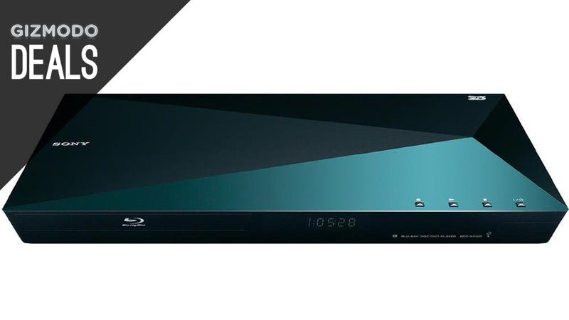 "Illustration for article titled The Best Blu-ray Player, iPad Air, 70"" Vizio, George Orwell [Deals]"