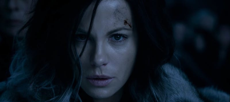 Illustration for article titled Kate Beckinsale Is Reborn in the Latest Trailer for Underworld: Blood Wars