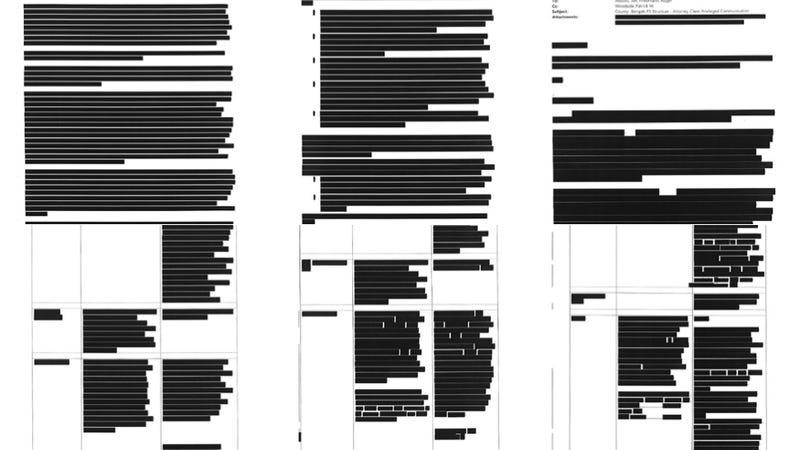 Officials Respond To Public Records Request On Bengals' New Stadium Deal With 275 Pages Of Redactions