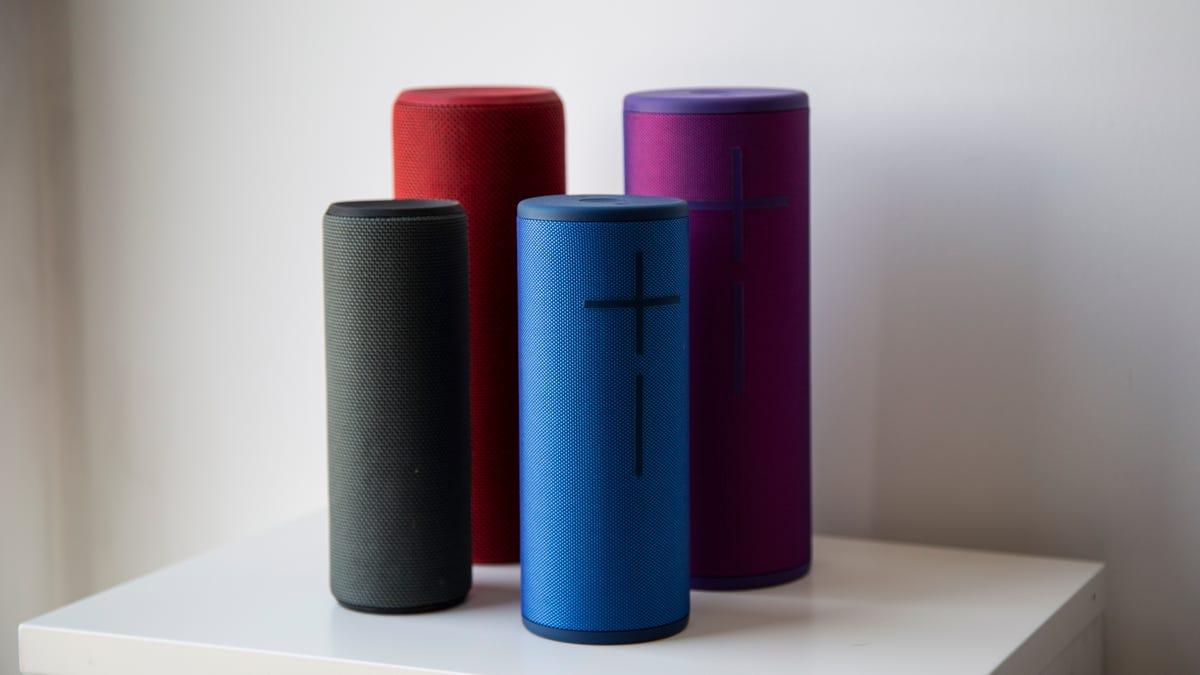 UE Boom 3 and Megaboom 3: The Best Bluetooth Speaker Is Better