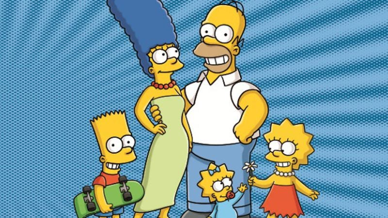 """Illustration for article titled The Simpsons: """"The Man In The Blue Flannel Pants"""""""