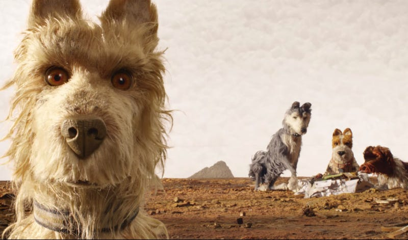 Illustration for article titled Dogs are invited to a San Francisco screening of Isle Of Dogs