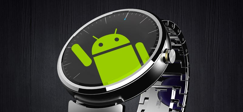 Illustration for article titled Las cinco armas de Android Wear para arrasar en smartwatches