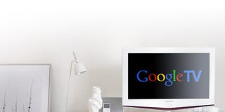 Illustration for article titled Google TV Launching in Fall, Says Eric Schmidt