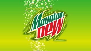 Illustration for article titled Mountain Dew Is Making a Breakfast Drink Because Human Beings Are Disgusting