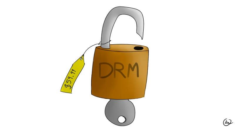 Illustration for article titled Digital Rights Mismanagement: Defective By Design