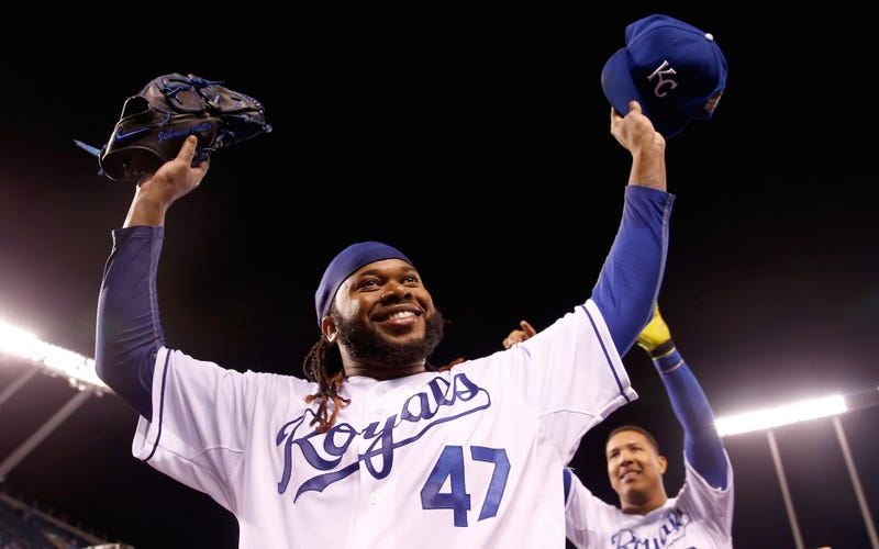 Illustration for article titled Johnny Cueto Was Tremendous Tonight