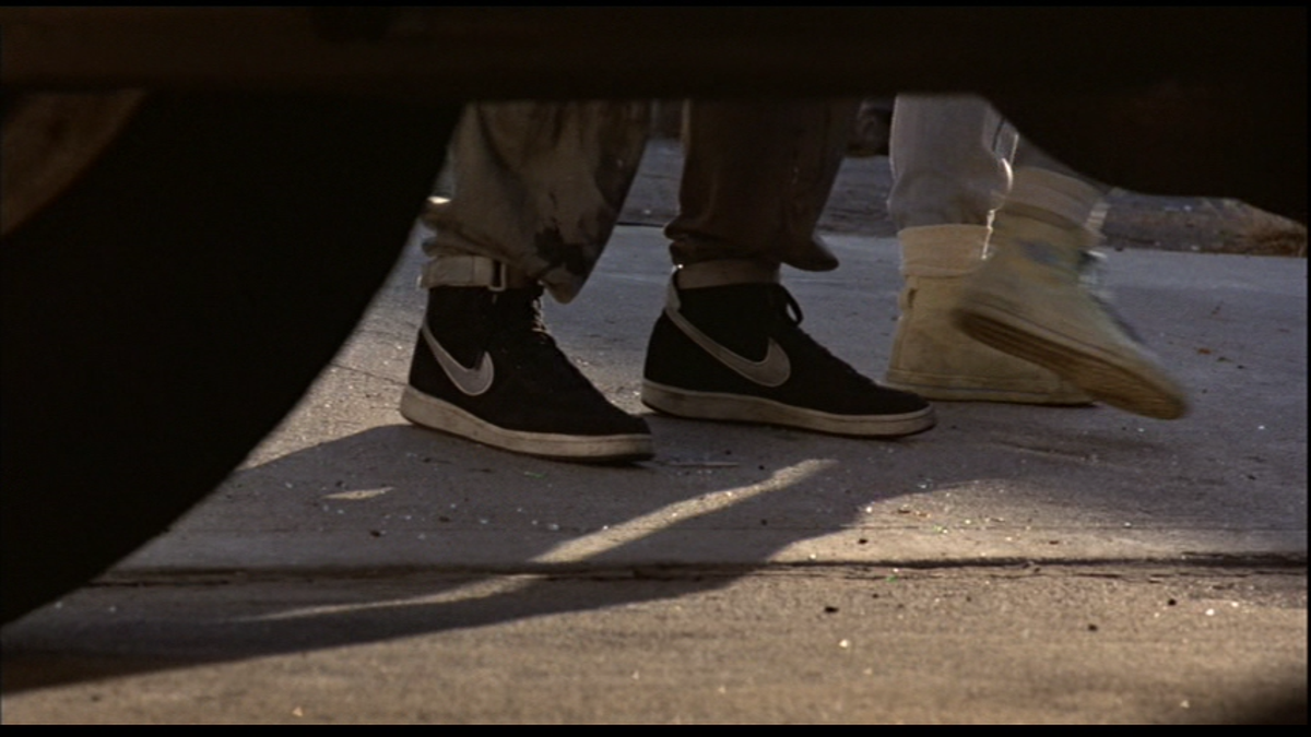 timeless design 6cfa5 fc0e2 Terminator Genisys Got Nike To Remake Kyle Reeses Sneakers