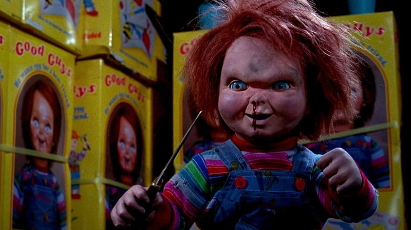 A remake of Child's Play may be happening.