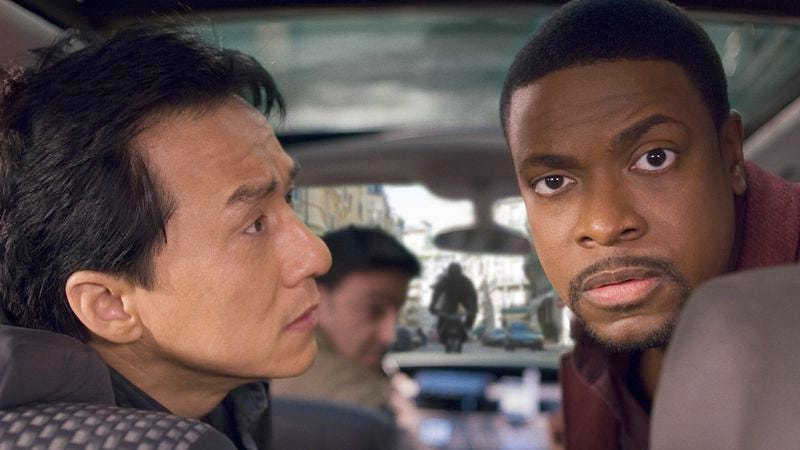 Illustration for article titled Rush Hour TV series will feature the same characters, but younger